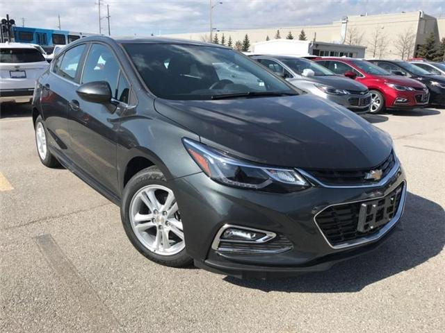 2018 Chevrolet Cruze LT Auto (Stk: S514108) in Newmarket - Image 1 of 20