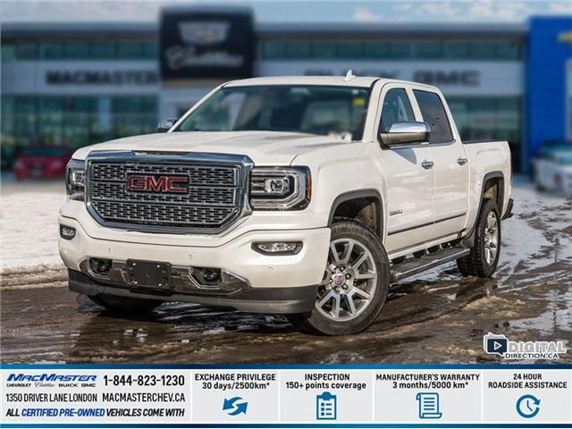 2017 GMC Sierra 1500 Denali (Stk: 80219PA) in London - Image 1 of 11