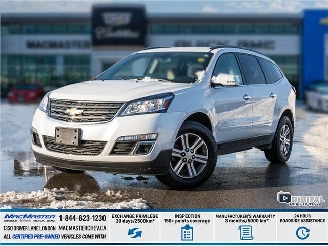 2017 Chevrolet Traverse 2LT (Stk: 80361A) in London - Image 1 of 10