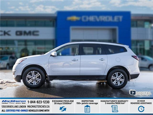 2017 Chevrolet Traverse 2LT (Stk: 80361A) in London - Image 2 of 10