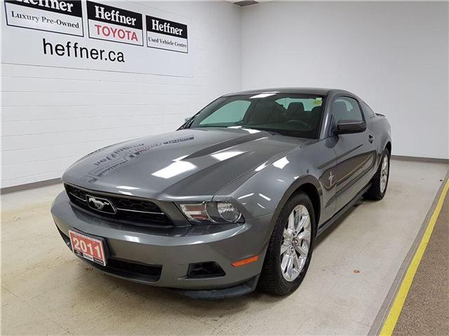 2011 Ford Mustang  (Stk: 175570) in Kitchener - Image 1 of 19