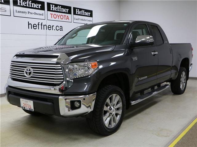 2014 Toyota Tundra Limited 5.7L V8 (Stk: 175604) in Kitchener - Image 1 of 21