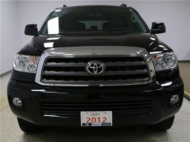 2012 Toyota Sequoia SR5 4.6L V8 (Stk: 175681) in Kitchener - Image 7 of 22