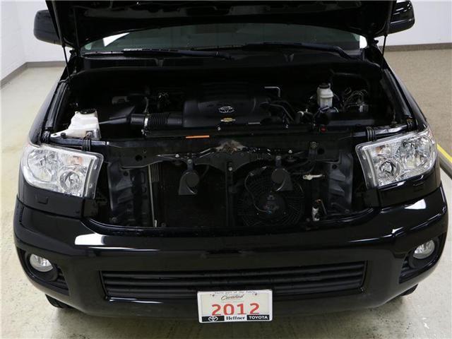 2012 Toyota Sequoia SR5 4.6L V8 (Stk: 175681) in Kitchener - Image 21 of 22