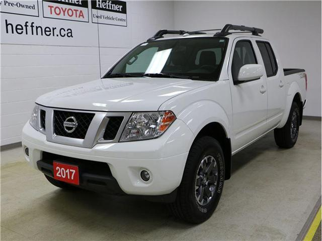 2017 Nissan Frontier  (Stk: 175847) in Kitchener - Image 1 of 22