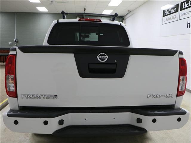2017 Nissan Frontier  (Stk: 175847) in Kitchener - Image 8 of 22