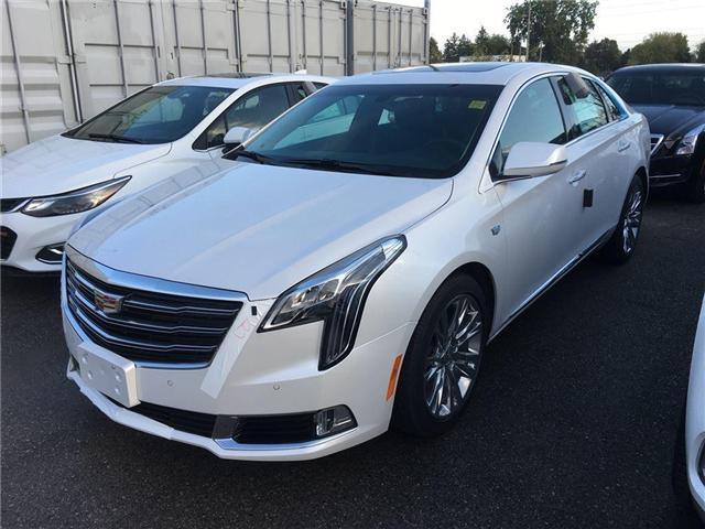 2018 Cadillac XTS Luxury (Stk: 80374) in London - Image 1 of 5