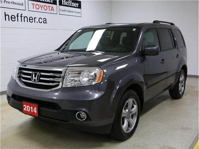 2014 Honda Pilot EX-L (Stk: 175936) in Kitchener - Image 1 of 22