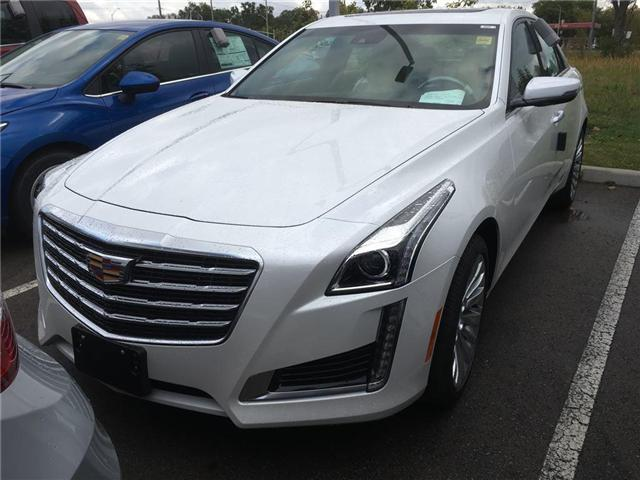 2018 Cadillac CTS 2.0L Turbo Luxury (Stk: 80425) in London - Image 1 of 5