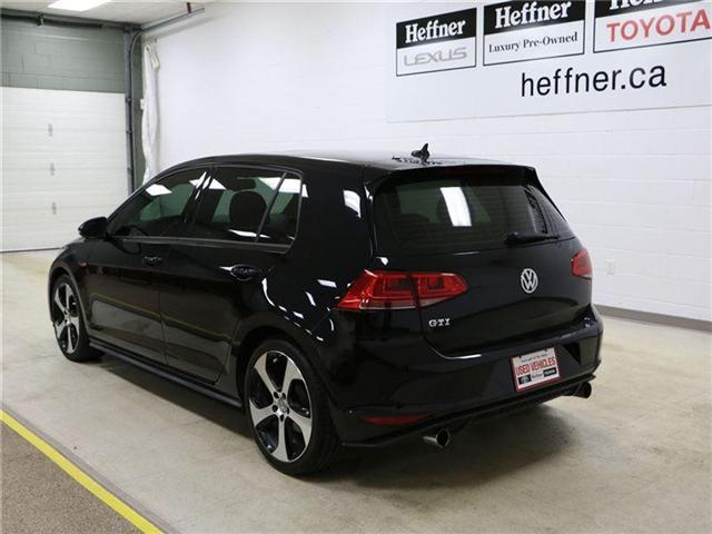 2015 Volkswagen Golf GTI  (Stk: 176154) in Kitchener - Image 6 of 22