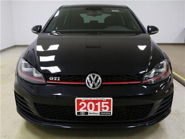 2015 Volkswagen Golf GTI  (Stk: 176154) in Kitchener - Image 7 of 22