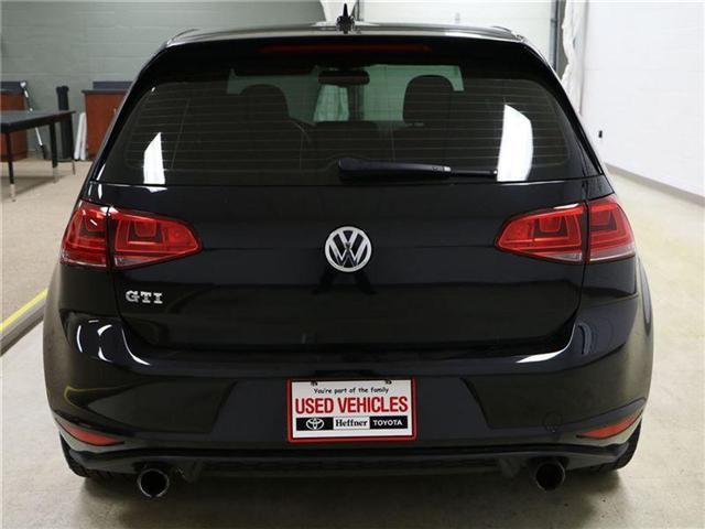 2015 Volkswagen Golf GTI  (Stk: 176154) in Kitchener - Image 8 of 22
