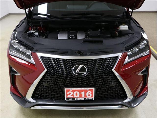 2016 Lexus RX 350 Base (Stk: 177263) in Kitchener - Image 22 of 23