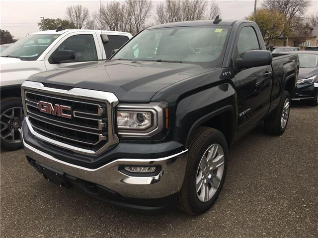 2018 GMC Sierra 1500 SLE (Stk: 80506) in London - Image 1 of 5