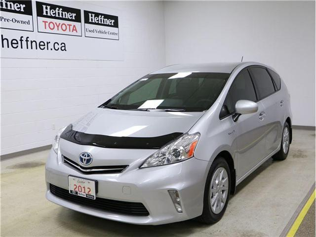 2012 Toyota Prius v Base (Stk: 176319) in Kitchener - Image 1 of 20