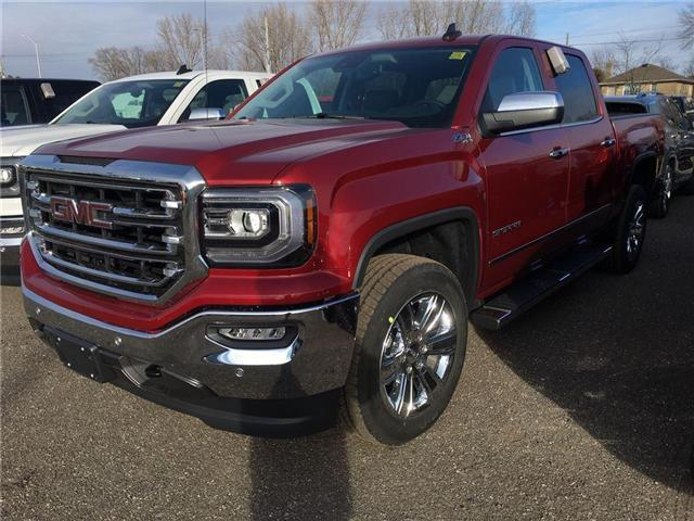 2018 GMC Sierra 1500 SLT (Stk: 80549) in London - Image 1 of 5