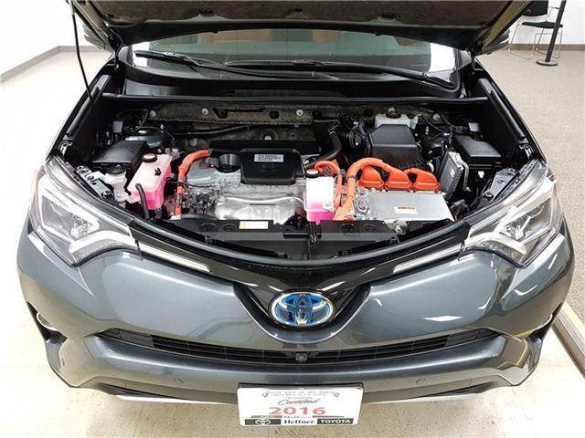 2016 Toyota RAV4 Hybrid Limited (Stk: 176531) in Kitchener - Image 22 of 23