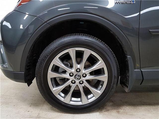 2016 Toyota RAV4 Hybrid Limited (Stk: 176531) in Kitchener - Image 23 of 23