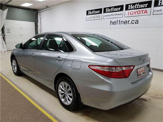 2017 Toyota Camry  (Stk: 185053) in Kitchener - Image 6 of 18