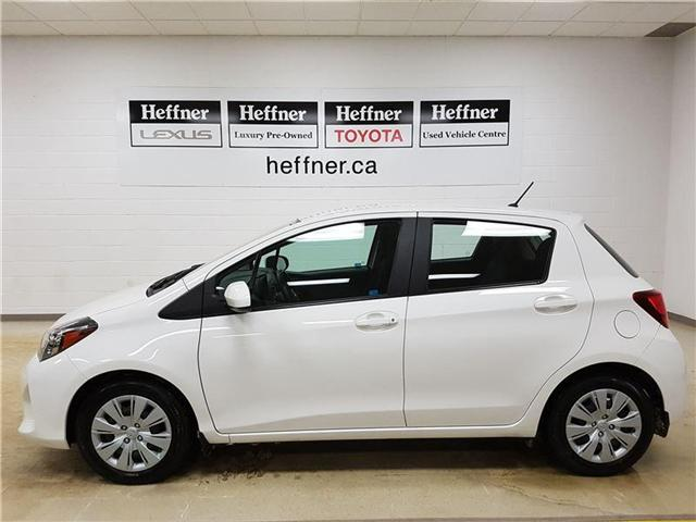 2016 Toyota Yaris  (Stk: 185067) in Kitchener - Image 5 of 19