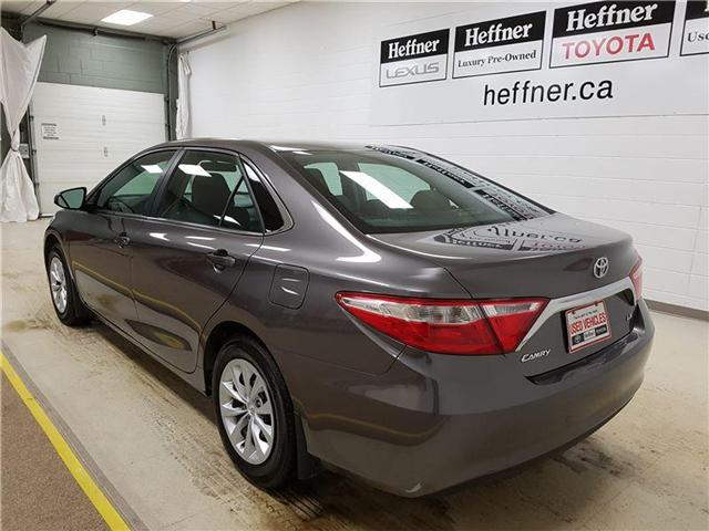 2017 Toyota Camry  (Stk: 185092) in Kitchener - Image 6 of 20