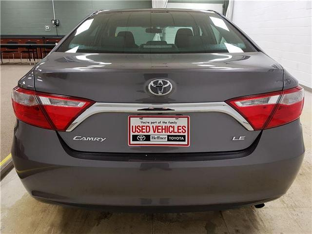 2017 Toyota Camry  (Stk: 185092) in Kitchener - Image 8 of 20