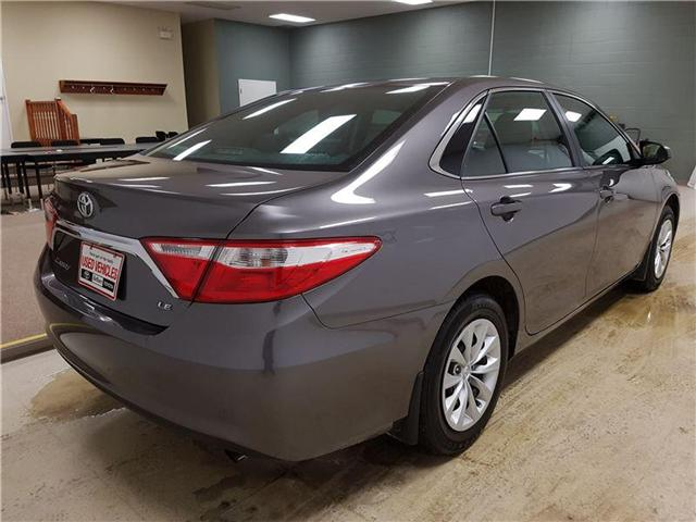 2017 Toyota Camry  (Stk: 185092) in Kitchener - Image 9 of 20