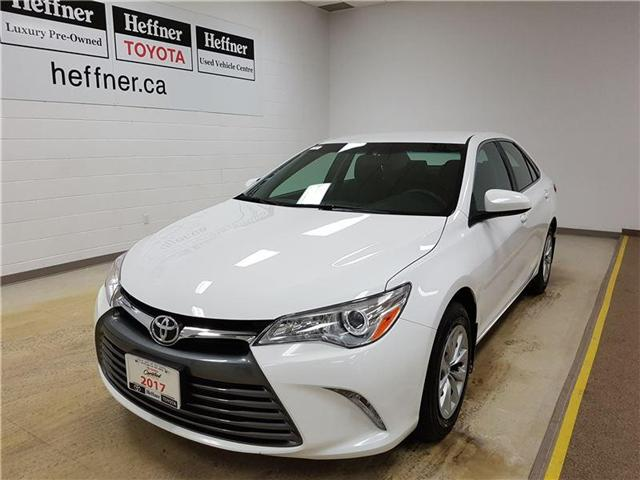 2017 Toyota Camry  (Stk: 185108) in Kitchener - Image 1 of 20
