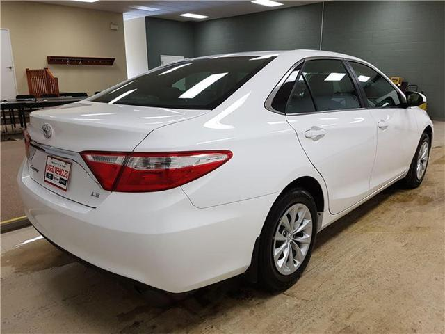 2017 Toyota Camry  (Stk: 185108) in Kitchener - Image 9 of 20