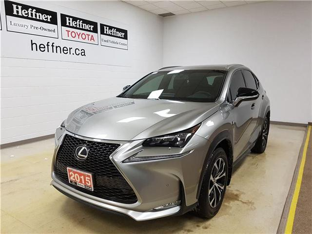 2015 Lexus NX 200t Base (Stk: 187034) in Kitchener - Image 1 of 23