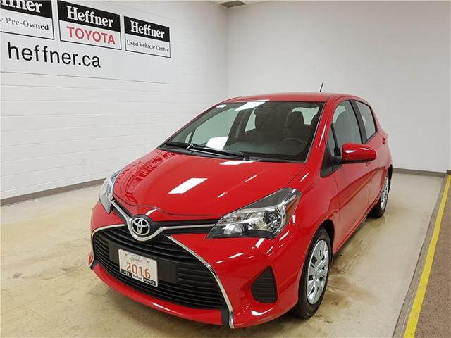 2016 Toyota Yaris LE (Stk: 185104) in Kitchener - Image 1 of 19
