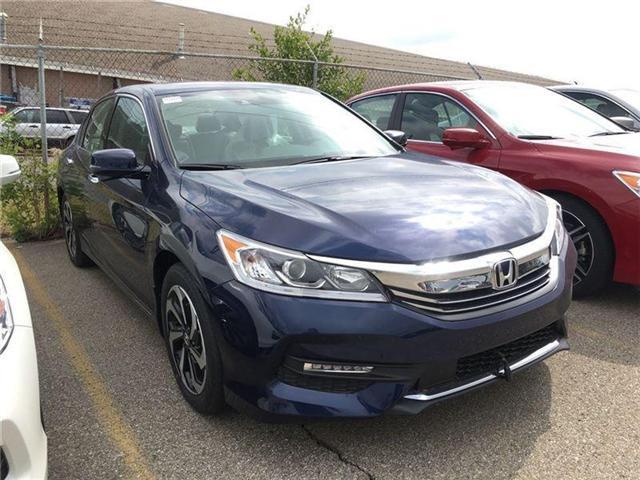 2017 Honda Accord EX-L V6 (Stk: 2171126) in Calgary - Image 1 of 5