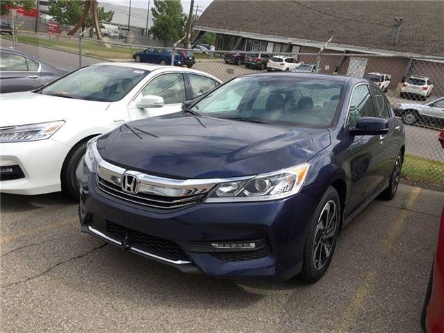 2017 Honda Accord EX-L V6 (Stk: 2171126) in Calgary - Image 2 of 5