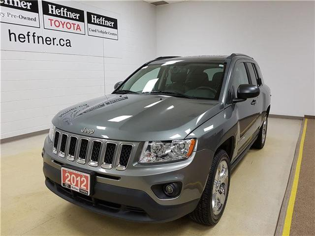 2012 Jeep Compass Limited (Stk: 185145) in Kitchener - Image 1 of 21
