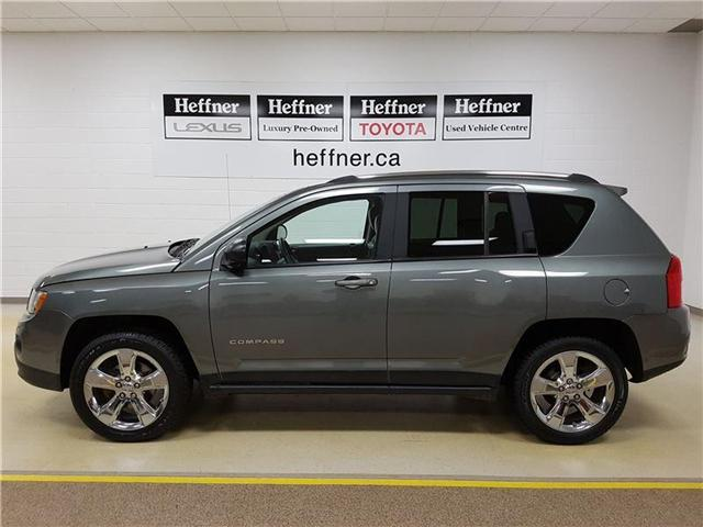 2012 Jeep Compass Limited (Stk: 185145) in Kitchener - Image 5 of 21