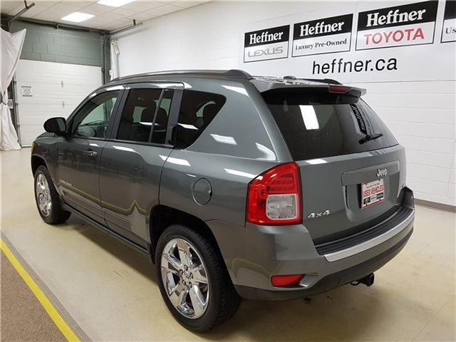 2012 Jeep Compass Limited (Stk: 185145) in Kitchener - Image 6 of 21