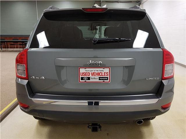 2012 Jeep Compass Limited (Stk: 185145) in Kitchener - Image 8 of 21