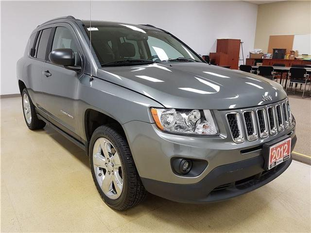 2012 Jeep Compass Limited (Stk: 185145) in Kitchener - Image 10 of 21