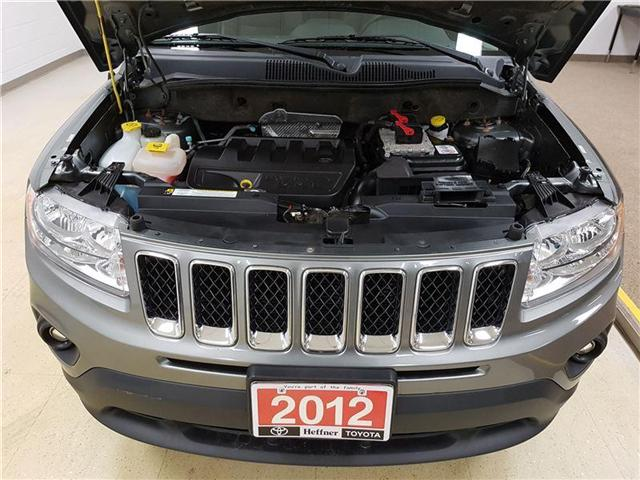 2012 Jeep Compass Limited (Stk: 185145) in Kitchener - Image 20 of 21