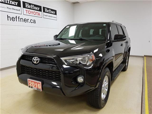 2016 Toyota 4Runner SR5 JTEBU5JR0G5304123 185159 in Kitchener