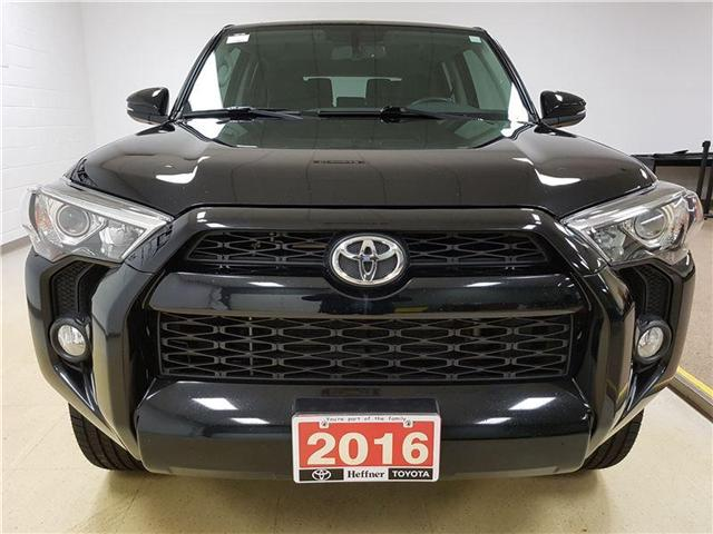 2016 Toyota 4Runner SR5 (Stk: 185159) in Kitchener - Image 7 of 23
