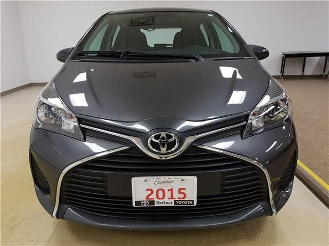2015 Toyota Yaris  (Stk: 185179) in Kitchener - Image 7 of 20
