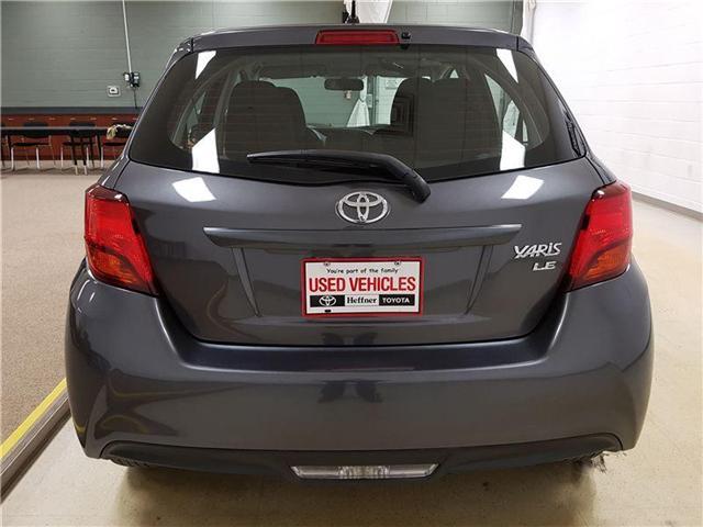 2015 Toyota Yaris  (Stk: 185179) in Kitchener - Image 8 of 20