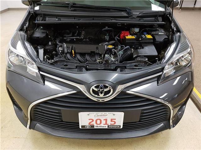 2015 Toyota Yaris  (Stk: 185179) in Kitchener - Image 19 of 20