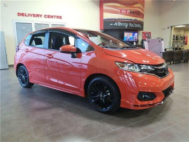 2018 Honda Fit Sport (Stk: 2180405) in Calgary - Image 1 of 9