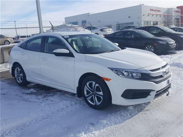 2018 Honda Civic LX (Stk: 2180413) in Calgary - Image 1 of 9