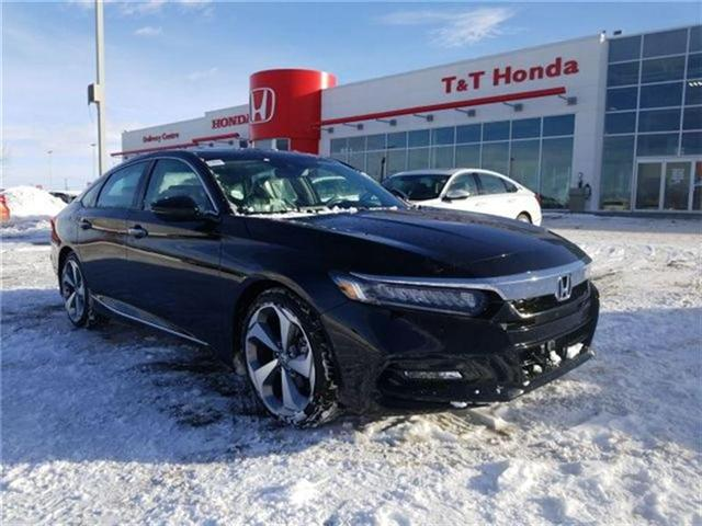 2018 Honda Accord Touring (Stk: 2180482) in Calgary - Image 1 of 9