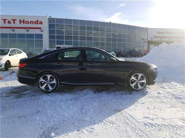 2018 Honda Accord Touring (Stk: 2180482) in Calgary - Image 2 of 9