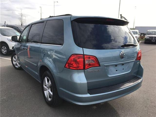 2009 Volkswagen Routan Highline (Stk: I180305A) in Mississauga - Image 5 of 21
