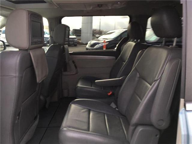 2009 Volkswagen Routan Highline (Stk: I180305A) in Mississauga - Image 19 of 21